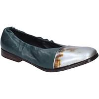 Παπούτσια Γυναίκα Μπαλαρίνες Moma ΠΑΠΟΥΤΣΙΑ ΜΠΑΛΕΤΟΥ BM529 πράσινος
