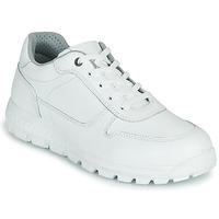 Παπούτσια Γυναίκα Χαμηλά Sneakers Casual Attitude NABEILLE Άσπρο