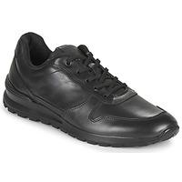 Παπούτσια Άνδρας Χαμηλά Sneakers Casual Attitude NOUCHE Black