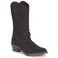 Παπούτσια Γυναίκα Μπότες για την πόλη Casual Attitude NESCARGO Black