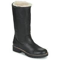 Παπούτσια Γυναίκα Μπότες για την πόλη Casual Attitude NESCAGO Black
