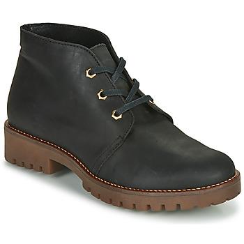 Παπούτσια Γυναίκα Μπότες Casual Attitude NIBELLULE Black