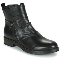 Παπούτσια Γυναίκα Μπότες Casual Attitude NERMITE Black