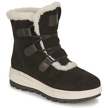 Παπούτσια Γυναίκα Μπότες Casual Attitude NAREIGNE Black