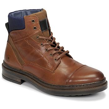 Παπούτσια Άνδρας Μπότες Casual Attitude NYSOPE Camel