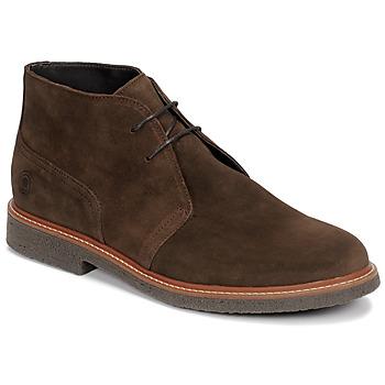 Παπούτσια Άνδρας Μπότες Casual Attitude NETOINE Brown