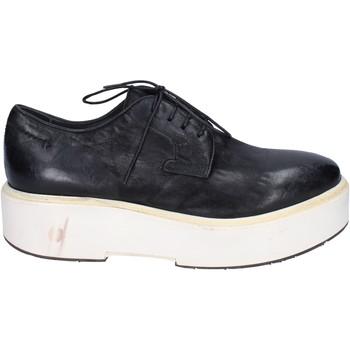 Παπούτσια Γυναίκα Derby Moma Κλασσικός BM540 Μαύρος