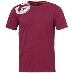 Υφασμάτινα Αγόρι T-shirt με κοντά μανίκια Kempa T-shirt  Core 2.0 rouge