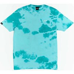 Υφασμάτινα Αγόρι T-shirt με κοντά μανίκια Wrung T-shirt  New Sign bleu turquoise/blanc/noir