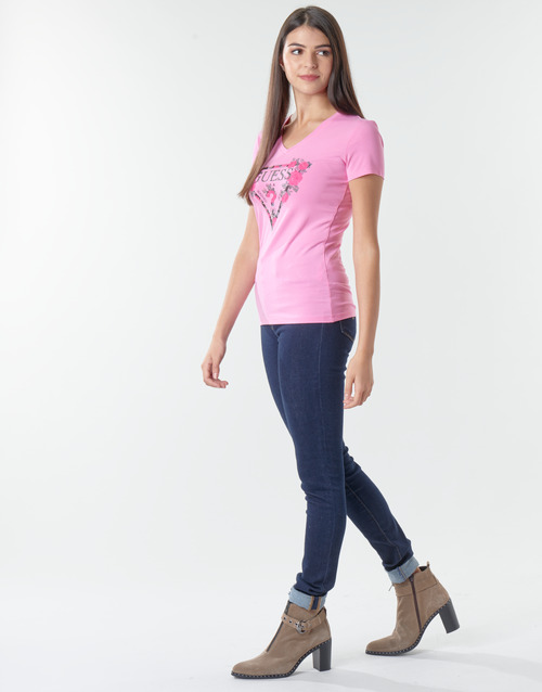 Guess SS VN BRITNEY TEE