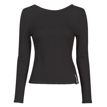 Υφασμάτινα Γυναίκα Μπλούζες Guess AYADA Black