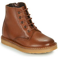Παπούτσια Παιδί Μπότες Citrouille et Compagnie HATINE Brown