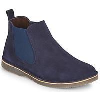 Παπούτσια Αγόρι Μπότες Citrouille et Compagnie HOVETTE Marine