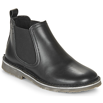 Παπούτσια Παιδί Μπότες Citrouille et Compagnie HOVETTE Black