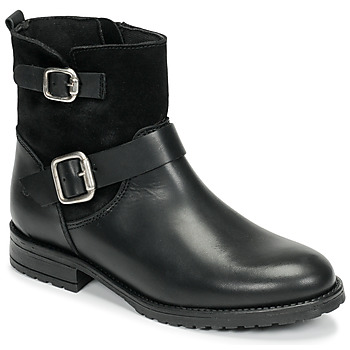 Παπούτσια Κορίτσι Μπότες Citrouille et Compagnie NIVOLE Black
