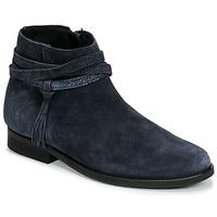 Παπούτσια Κορίτσι Μπότες Citrouille et Compagnie NIVOLET Marine