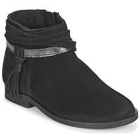 Παπούτσια Κορίτσι Μπότες Citrouille et Compagnie NIVOLET Black