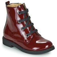 Παπούτσια Κορίτσι Μπότες Citrouille et Compagnie HEMANU Bordeaux