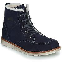 Παπούτσια Αγόρι Μπότες Citrouille et Compagnie LISITON Marine
