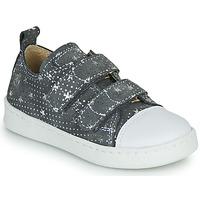 Παπούτσια Κορίτσι Χαμηλά Sneakers Citrouille et Compagnie NADIR Grey / Silver