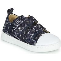 Παπούτσια Κορίτσι Χαμηλά Sneakers Citrouille et Compagnie NADIR Marine / Silver