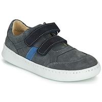 Παπούτσια Αγόρι Χαμηλά Sneakers Citrouille et Compagnie NESTOK Grey / Marine