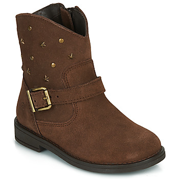Παπούτσια Κορίτσι Μπότες Citrouille et Compagnie NESTI Brown