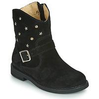 Παπούτσια Κορίτσι Μπότες Citrouille et Compagnie NESTI Black