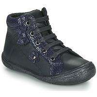 Παπούτσια Κορίτσι Ψηλά Sneakers Citrouille et Compagnie NASTO Marine