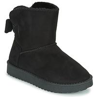 Παπούτσια Κορίτσι Μπότες Citrouille et Compagnie NOCHO Black