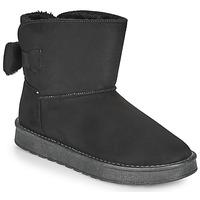 Παπούτσια Γυναίκα Μπότες Moony Mood NOWER Black