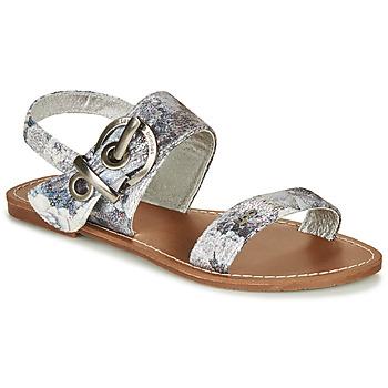 Παπούτσια Γυναίκα Σανδάλια / Πέδιλα Les Petites Bombes PERVENCHE Grey