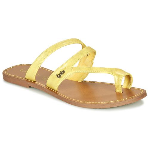 Παπούτσια Γυναίκα Σαγιονάρες Les Petites Bombes TEXANE Ocre