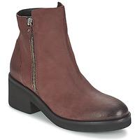 Παπούτσια Γυναίκα Μπότες Vic ASCILLE Bordeaux