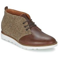 Παπούτσια Άνδρας Μπότες Wesc DESERT BOOT Brown