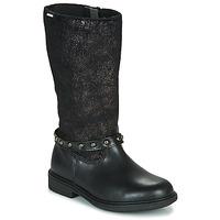 Παπούτσια Κορίτσι Μπότες για την πόλη Pablosky 488012 Black