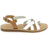 Παπούτσια Γυναίκα Σανδάλια / Πέδιλα TBS Belluci Blanc Άσπρο