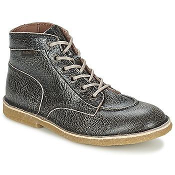 Παπούτσια Γυναίκα Μπότες Kickers KICKLEGEND Black / Brillant