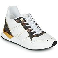 Παπούτσια Γυναίκα Χαμηλά Sneakers Guess REJJY Άσπρο