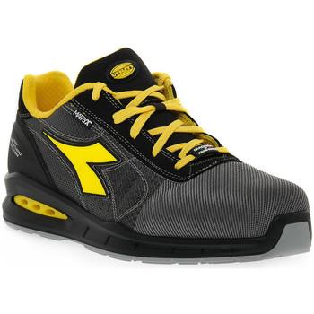Παπούτσια Άνδρας παπούτσι ασφαλείας  Diadora UTILITY RUN NET AIRBOX Grigio