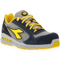 Παπούτσια Άνδρας παπούτσι ασφαλείας  Diadora UTILITY RUN NET AIRBOX LOW Blu