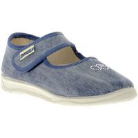 Παπούτσια Κορίτσι Μπαλαρίνες Emanuela JEANS SANDALO Blu