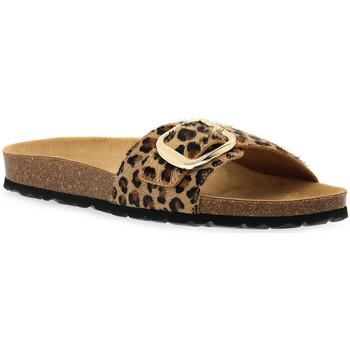Παπούτσια Γυναίκα Τσόκαρα Grunland BEIGE 40SARA Beige