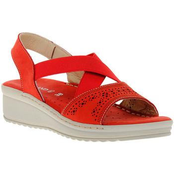 Παπούτσια Γυναίκα Σανδάλια / Πέδιλα Grunland ROSSO 10LALL Rosso