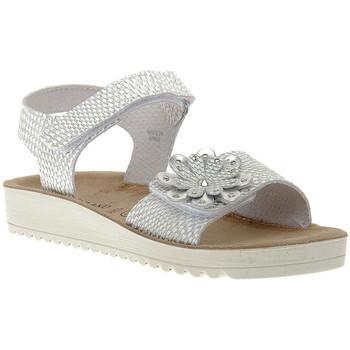 Παπούτσια Κορίτσι Σανδάλια / Πέδιλα Grunland BIANCO 70GRIS Rosa