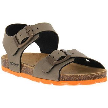 Παπούτσια Αγόρι Σανδάλια / Πέδιλα Grunland TORTORA 40ARIA Beige