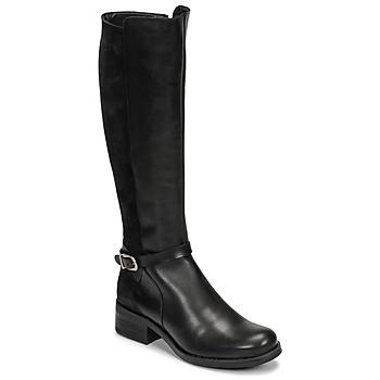 Παπούτσια Γυναίκα Μπότες για την πόλη Betty London NINISS Black