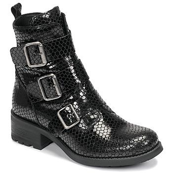 Παπούτσια Γυναίκα Μπότες Betty London NANISS Black