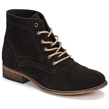 Παπούτσια Γυναίκα Μπότες Betty London FOLIANE Brown