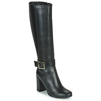 Παπούτσια Γυναίκα Μπότες για την πόλη Betty London NALOU Black